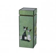 Pudełko na herbatę 20 cm La storia di Serafino - Rosina Wachtmeister Goebel 66860911
