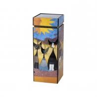 Pudełko na herbatę Macchia e Amici festeggiano 20 cm - Rosina Wachtmeister