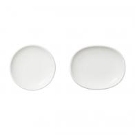 Zestaw 2 małych talerzy - Raami