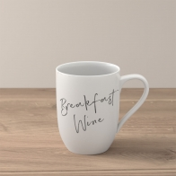 "Kubek ""Breakfast Wine"" 340 ml - Statement"