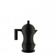 Zaparzacz do espresso Pulcina czarny 70 ml - Michele De Lucchi