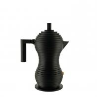 Zaparzacz do espresso Pulcina czarny 150 ml - Michele De Lucchi