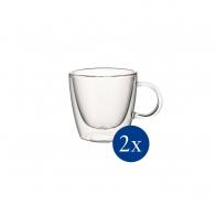 Szklanka z uchem M 2 szt. 80 mm - Artesano Hot &Cold Beverages