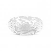 Kosz na owoce Barknest biały 21 cm - Michel Boucquillon & Donia Maaoui - Alessi