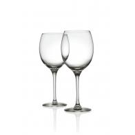 Zestaw 4 kieliszków do czerwonego wina Mami XL 22 cm - Alessi