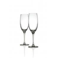 Zestaw 4 kieliszków do szampana Mami XL 22 cm - Alessi