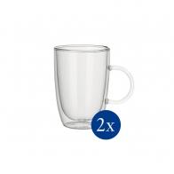 Szklanka z uchem 2 szt. 122 mm - Artesano Hot &Cold Beverages