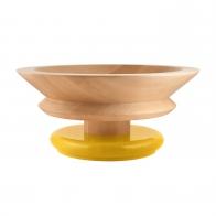 Misa na owoce żółta 30 cm - Alessi