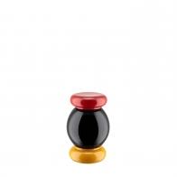 Młynek do przypraw czarny 11 cm - Alessi