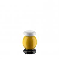 Młynek do przypraw żółty 11 cm - Alessi