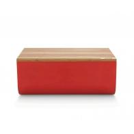 Chlebak MATTINA czerwony - Alessi