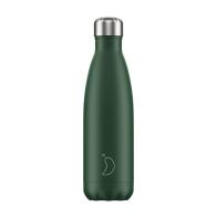 Butelka termiczna Matte 500 ml Blue - Chilly's Bottles