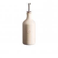 Butelka na oliwę 450 ml kremowa - Emile Henry