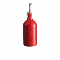 Butelka na oliwę 450 ml czerwona - Emile Henry