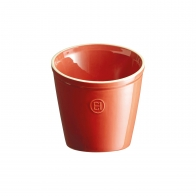 Pojemnik na przybory kuchenne 16 cm czerwony - Emile Henry