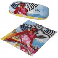 Etui na okulary - Summer Girl 16 x 4,5 cm - Trish Biddle