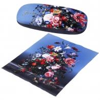 Etui na okulary - Letnie kwiaty 16 x 4,5 cm - Jan Davidsz de Heem