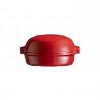 Naczynie do zapiekania sera 19 cm czerwone - Emile Henry