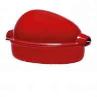 Duże naczynie do pieczenia 5 l czerwone - Emile Henry