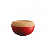 Pojemnik 8 cm czerwony - Emile Henry