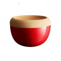 Misa do przechowywania 27 cm czerwona - Emile Henry