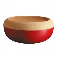 Misa do przechowywania 35 cm czerwona - Emile Henry