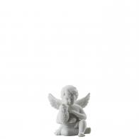 Figurka Anioł z sową, mały 6 cm - Rosenthal 69054-000102-90528