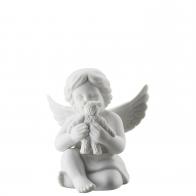 Figurka Anioł z misiem, średni 10 cm Rosenthal 69055-000102-90527