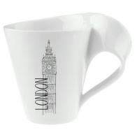 Kubek do kawy London 300 ml - Modern Cities Villeroy & Boch 10-1628-5102