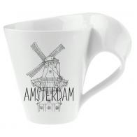 Kubek do kawy Amsterdam 300 ml - Modern Cities Villeroy & Boch 10-1628-5104