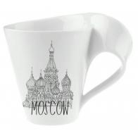 Kubek do kawy Moscow 300 ml - New Wave Modern Cities