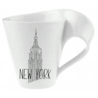 Kubek do kawy New York 300 ml - New Wave Modern Cities 1016285107