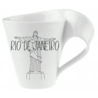 Kubek do kawy Rio de Janeiro 300 ml - New Wave Modern Cities 1016285108