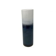 Wazon Cylinder 25 cm Bleu - Lave Home 1042869235