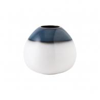 Wazon Egg Shape 14,5 cm Bleu - Lave Home