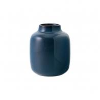 Wazon Shoulder 15,5 cm Bleu uni - Lave Home 1042865091
