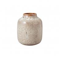 Wazon Shoulder 15,5 cm Beige - Lave Home 1042865081