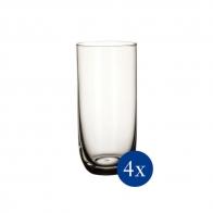 Zestaw szklanek do long drinków 4 sztuki - La Divina 1136678260