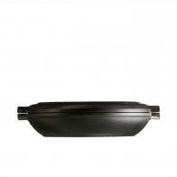 Zestaw do tarty Tatin Delight na indukcję 34 cm czarny - Emile Henry