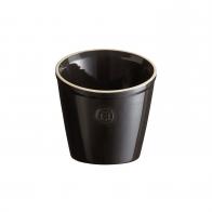 Pojemnik na przybory kuchenne 16 cm czarny - Emile Henry