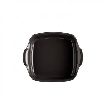 Naczynie do zapiekania 28 cm czarne - Emile Henry
