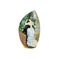Wazon 20,5cm - Taniec w Mieście Auguste Renoir