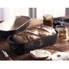 Forma do pieczenia chleba 4,5 l czarna - Emile Henry