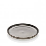 Talerz Gourmet 26 cm Stoneware - Joyn Iron 44120-640253-60976