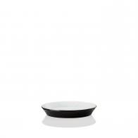 Spodek do filiżanki do kawy i herbaty 15 cm - Tric Monochrome 49700-640160-14741