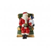 Mikołaj w fotelu 15 cm - Christmas Toys