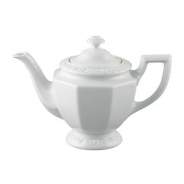 Dzbanek do herbaty na 6 osób Rosenthal - Biała Maria [10430-800001-14230]