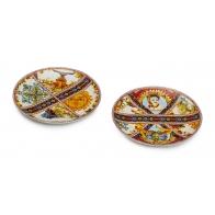 Zestaw 2 talerzy deserowych 19 cm - Santa Rosalia 1037055R