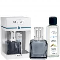 Zestaw Kostkaszara, lampa + zapach - Maison Berger