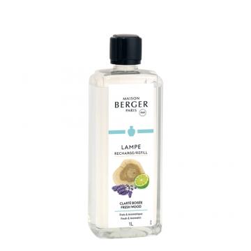 Zapach lasu - wkład do lampy zapachowej 500 ml - Maison Berger